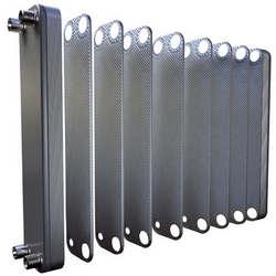 Trocador de calor a placas brasado