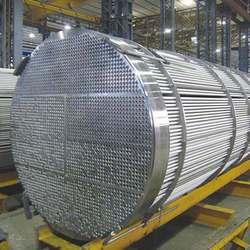Empresa de trocador de calor casco tubo