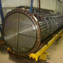 Empresa de trocadores de calor casco tubo