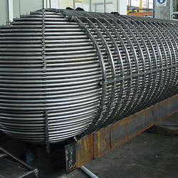 Fábrica de trocadores de calor