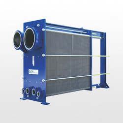 Manutenção trocadores de calor a placas