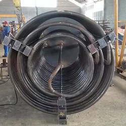 Trocadores de calor casco e tubo