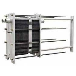 Trocador de calor de placas para sucos