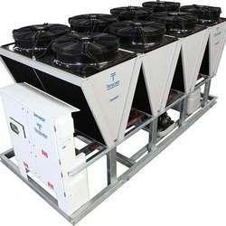 Trocador de calor em refrigeração