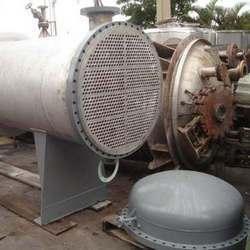Trocador de calor fluxo contracorrente