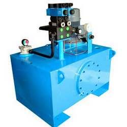 Trocador de calor unidade hidráulica
