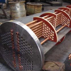 Trocador de calor para resfriamento de óleo